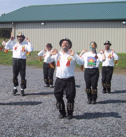 Red Herring Morris at the 2004 Dog Days Ale
